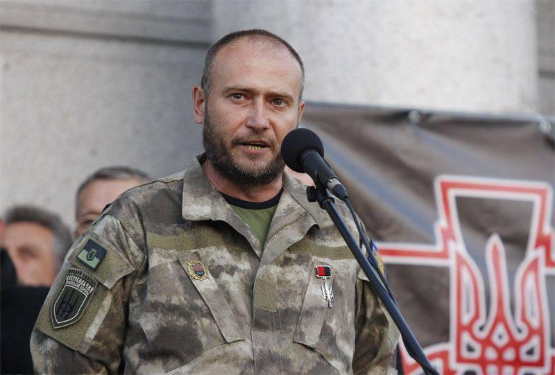 """Pravoseki a déclaré qu'ils participeraient au """"blocus"""" de la Crimée"""