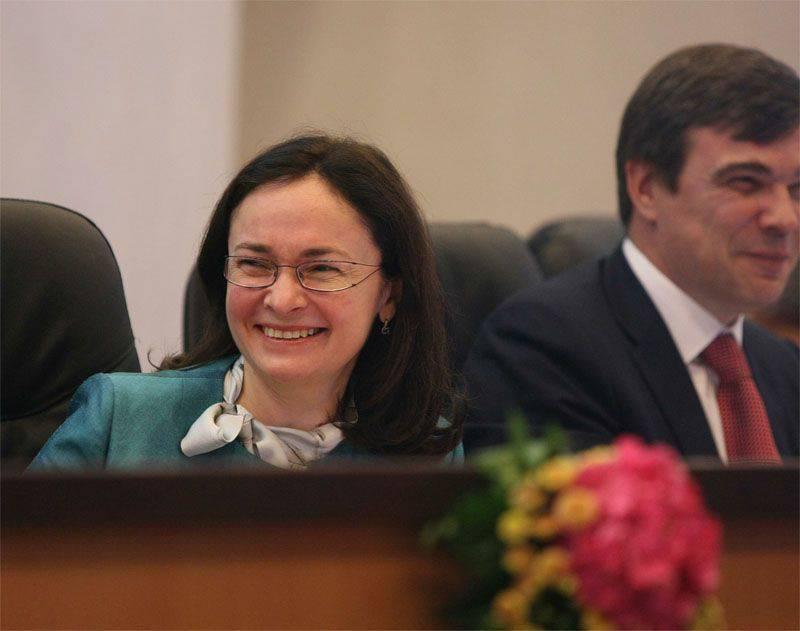 Improvvisamente ... Elvira Nabiullina è riconosciuta come la migliore tra i leader delle banche centrali del mondo