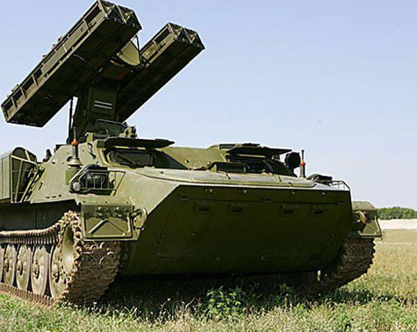 """""""Strela-10MN"""" hava savunma füzesi sistemi VO birimleri ile hizmete girdi"""