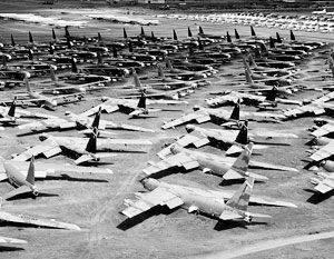 Stati Uniti di nuovo guardando con cautela l'Aeronautica russa