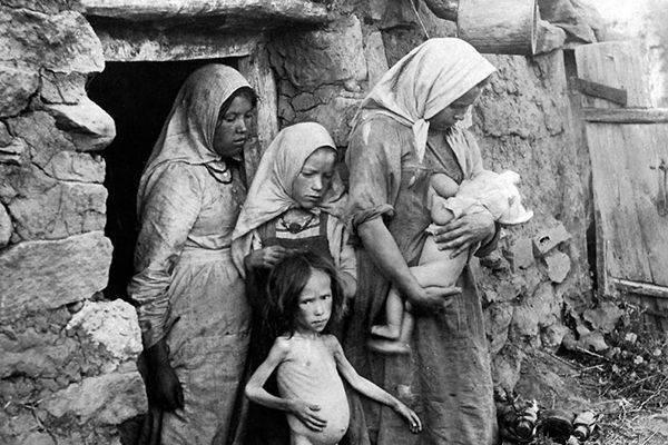 Фото детей умирающих с голоду 72