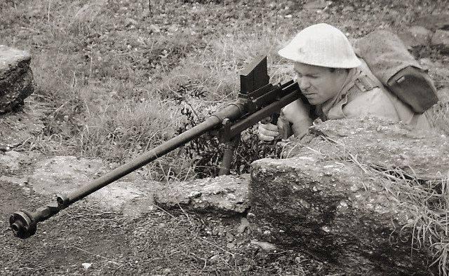 第二次世界大戦中のイギリスの対戦車歩兵