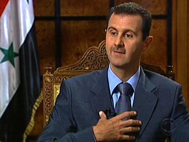 """분석가 Stratfor가 """"시리아에서 충돌을 끝내기 위해 러시아가 아사드를지지한다는""""미국을 발견했다."""