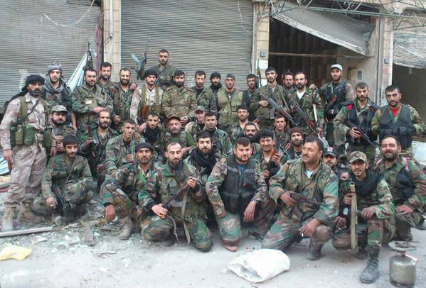 300 Spartans ha combattuto un mese e le forze speciali siriane 300 hanno resistito per tre anni