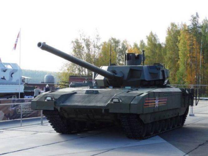"""プラットフォーム """"Armata""""で装甲車の開発のコンセプトについて """"Uralvagonzavod""""の副ヘッド"""