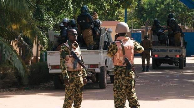 बुर्किना फासो में सैन्य तख्तापलट