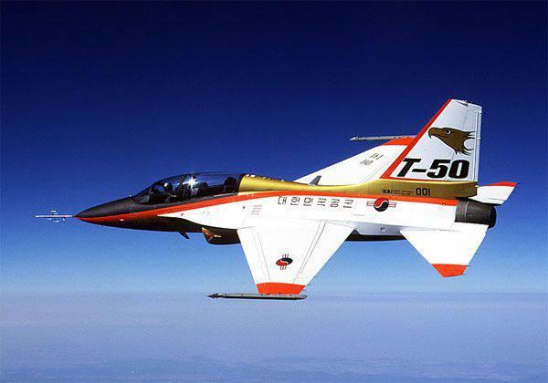 La Tailandia acquista aerei T-50 dalla Corea del Sud