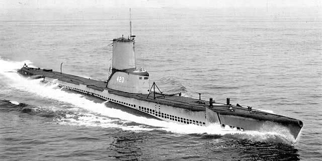 냉전 초기 수중 공습