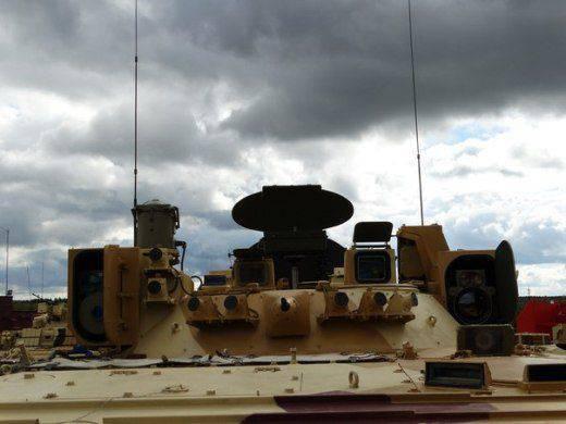 """Mobile reconnaissance point PRP-4A """"Argus"""""""
