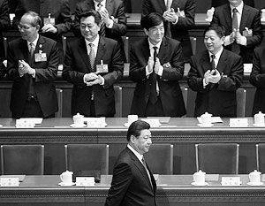 Several groups are fighting for power in China