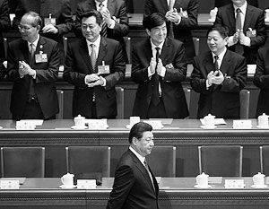 Vários grupos estão lutando pelo poder na China