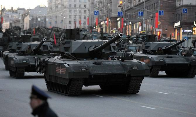 Anatoly Wasserman. Why should Russia rearm the army