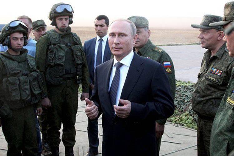 Rogozin: durante gli esercizi, l'esercito ha mostrato la sua capacità di controllare le armi moderne