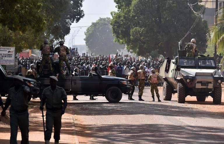 Coup au Burkina Faso. La garde a pris le pouvoir, mais peut-elle le garder?
