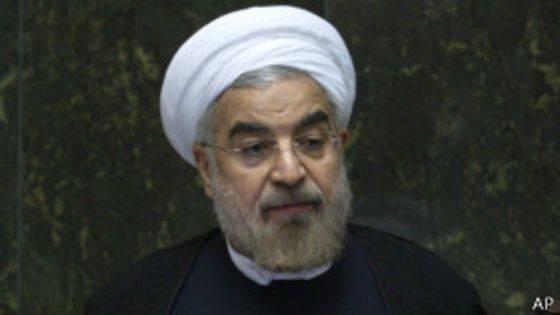 Le président iranien appelle à la lutte contre le terrorisme en Syrie sur la base du soutien des forces gouvernementales