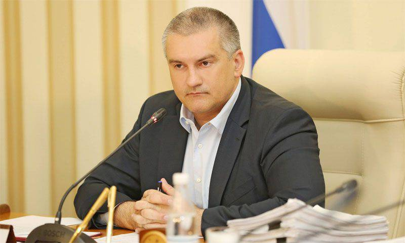 The former head of the AHUPSU told the media about the reason why Sergei Aksyonov did not receive a diploma from a military university in Simferopol