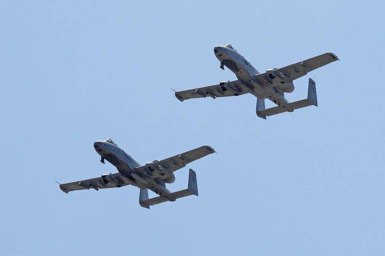 संयुक्त वायु सेना के अभ्यास एस्टोनिया में शुरू होते हैं