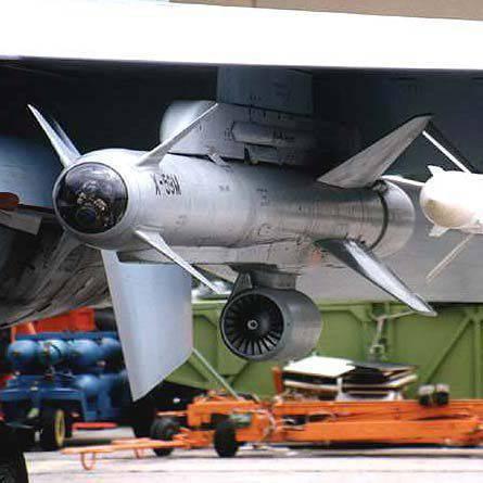 Missile air-sol de moyenne portée X-59 ™ Ovod-M