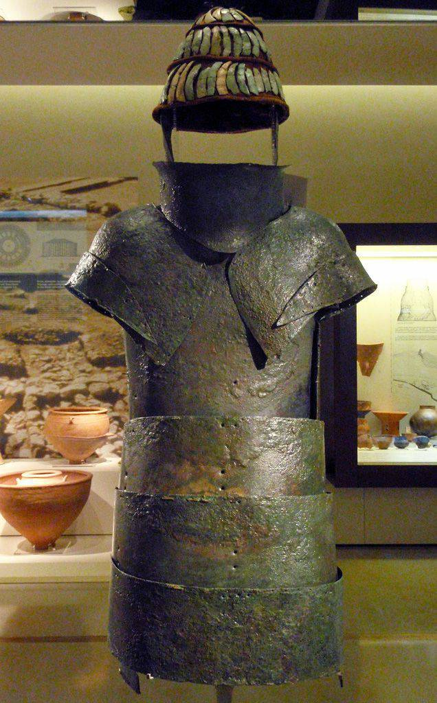 Armor of the Trojan War (part two)
