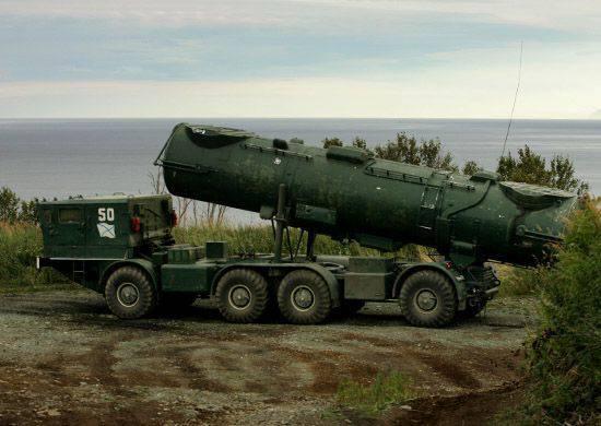 Mísseis de cruzeiro disparados no Krai de Kamchatka