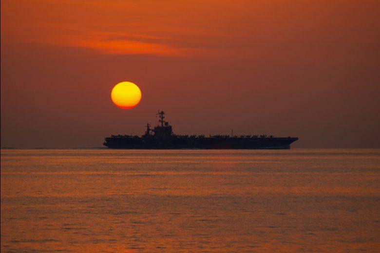 国家利益:美国的军事优势正在消退