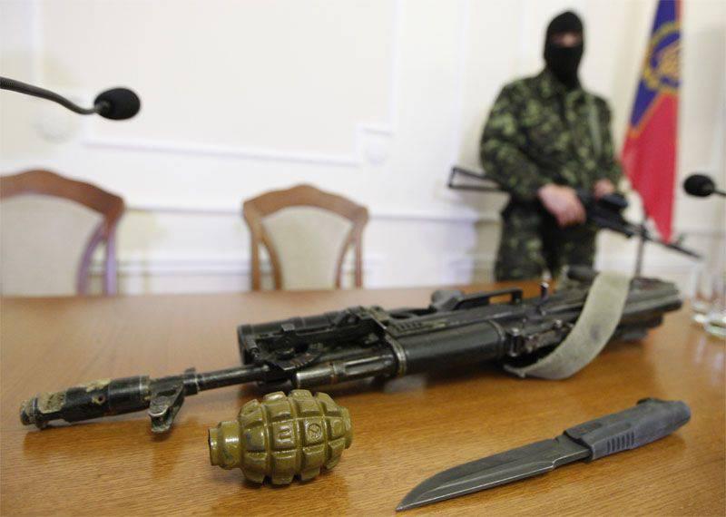 "Odessa military commissars put ""on the lip"""