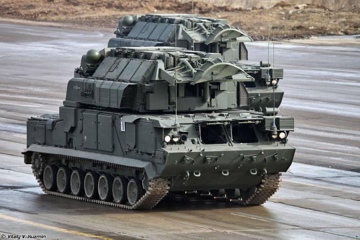 러시아 국방부 : Tor-MXNUMU 대공 방어막이 쿠릴 열도에서 전투 의무를 수행하기 시작했습니다.