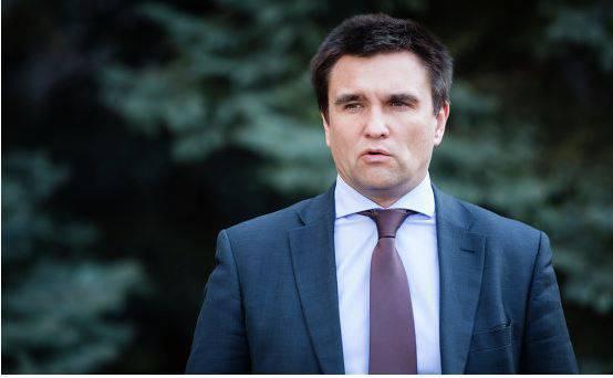 Klimkin und Probleme der Ukraine