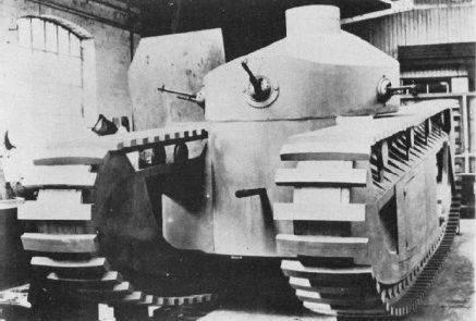 Panzer D und DD (erster Teil)