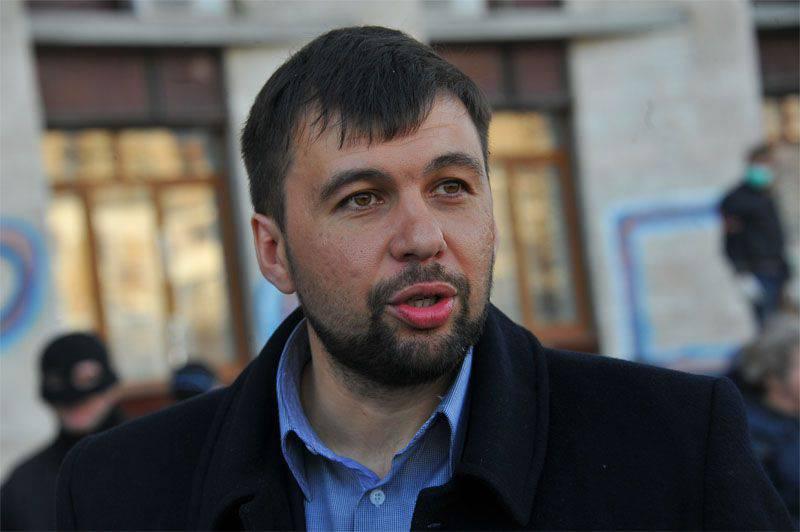 Pushilin은 Donbass의 국민 공화국이 러시아 연방으로의 통합을 준비해야한다고 말했다.
