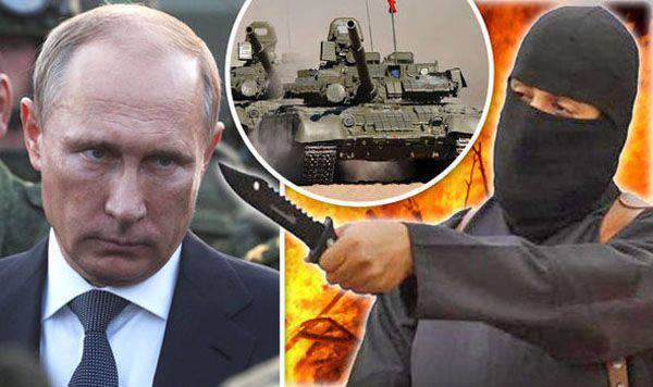 Cep akrepine karşı Rusya ile birlikte mi?