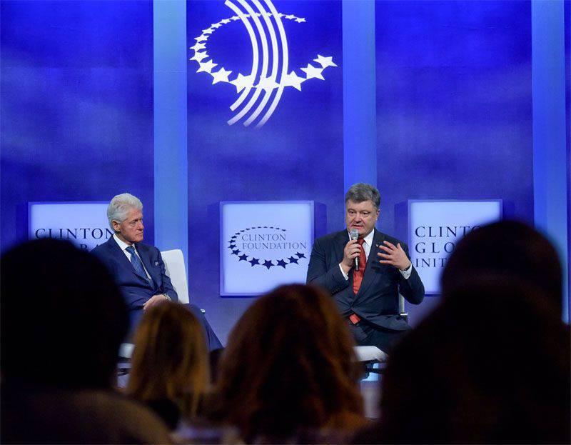 Poroshenko ha affermato che nei prossimi quattro anni l'Ucraina non avrà problemi di indebitamento
