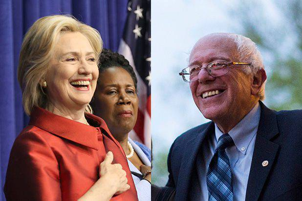 Rebellion in the ranks of the US Democratic Party: Bernie Sanders pushes Hillary Clinton