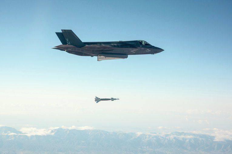 Esperto: il Pentagono ha gravemente calcolato male, indossando l'F-35