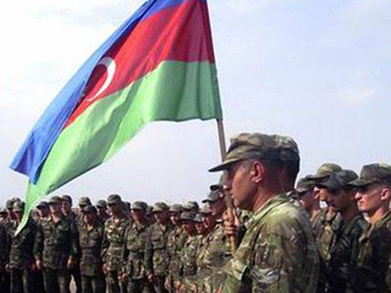 Azerbaijani Defense Ministry says 10 killed during the battle on the border with Nagorno-Karabakh