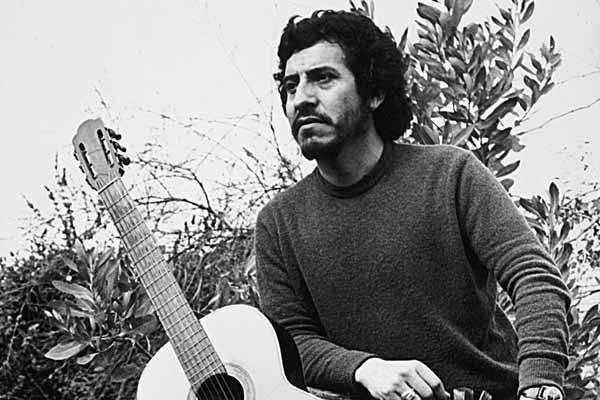 原ビクター。 無料チリ歌手の生と死