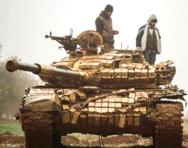 Medya: Suriyeliler çok yeni tanklara ihtiyaç duyuyor