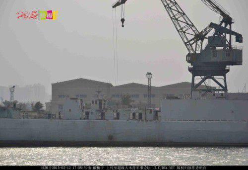 중국, 051B 심천 구축함 프로젝트 업그레이드
