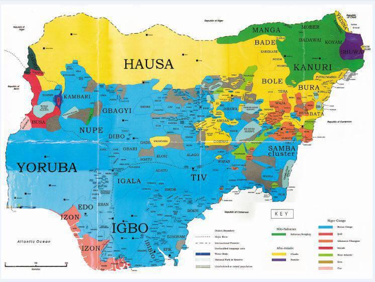 """아프리카 """"칼리프 네이트"""". 북부 나이지리아는 중동의 발자취를 따른다."""