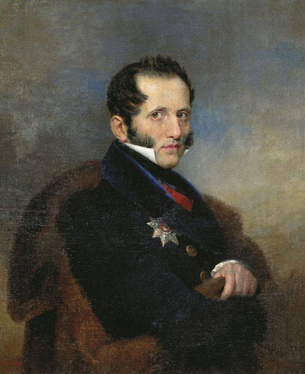 Министр народного просвещения Сергей Семёнович Уваров