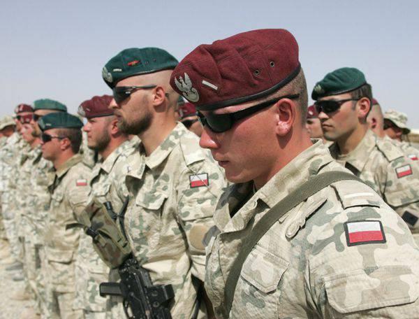 I rappresentanti dell'ex corpo burocratico della Polonia e degli stati baltici chiedono che la NATO aumenti la sua presenza militare nella regione baltica