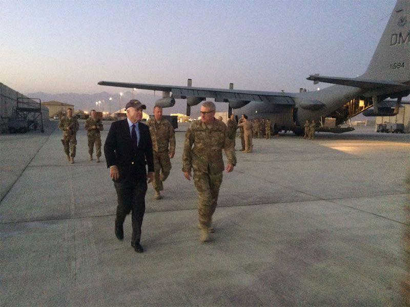 """McCain sull'inizio dell'operazione della forza aerospaziale russa in Siria: """"Questa è una brutta giornata, questa è una tragedia"""""""