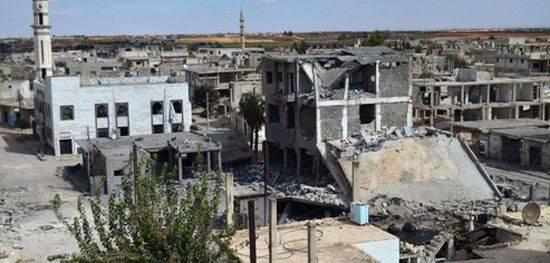 """Le Pentagone réfute les affirmations selon lesquelles les forces spatiales russes attaqueraient """"l'opposition syrienne modérée"""""""