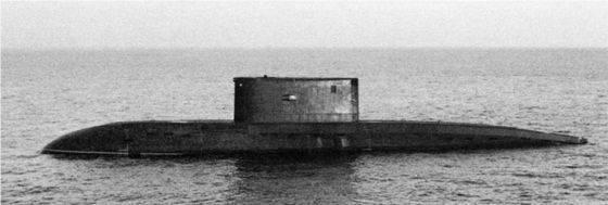 Modern domestic non-nuclear submarines