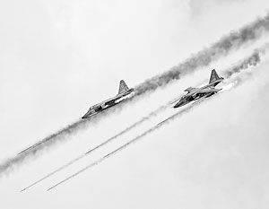전문가들은 러시아 공군이 시리아에서 임무를 수행 할 준비가되었는지 평가했다.