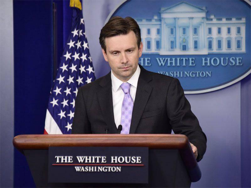 Beyaz Saray sözcüsü, Rus operasyonunun DAEŞ'e karşı başarısından şüphe ettiğini söyledi