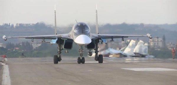 俄罗斯联邦国防部发布一份关于伊斯兰国恐怖分子立场下俄罗斯空间部队新罢工的报告