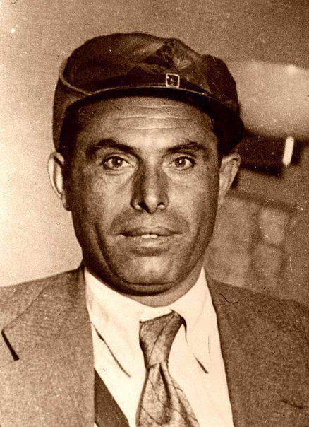 "Buenaventura Durruti. The commander of the legendary ""Columns"", the hero of the Spanish civil war"