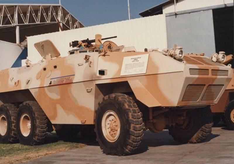 VTP-1 Orca 장갑차 인원 운반차 프로토 타입