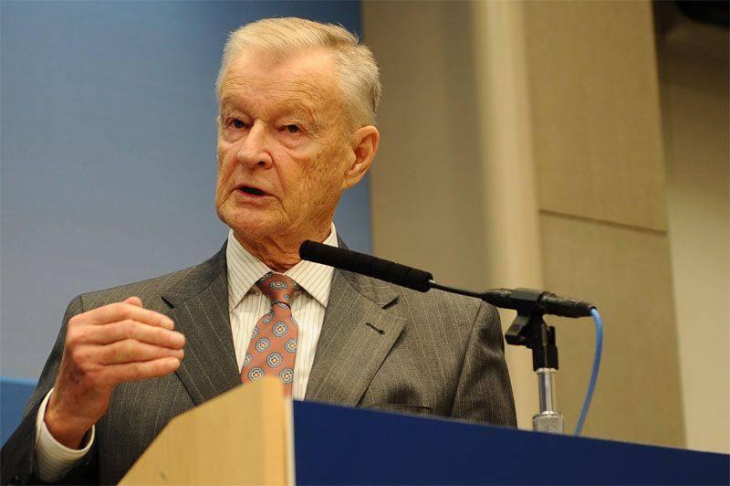 Brzezinski disse que as ações da Rússia na Síria ameaçam a autoridade de Washington